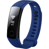Honor Band 3 Activity Tracker (Blue) (Packing Damage) | kharidiye.com